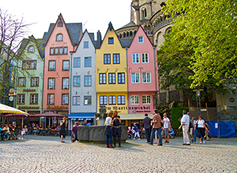 Guided Tours Cologne